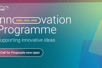 GÉANT Innovation Programme – Call for Proposals now open